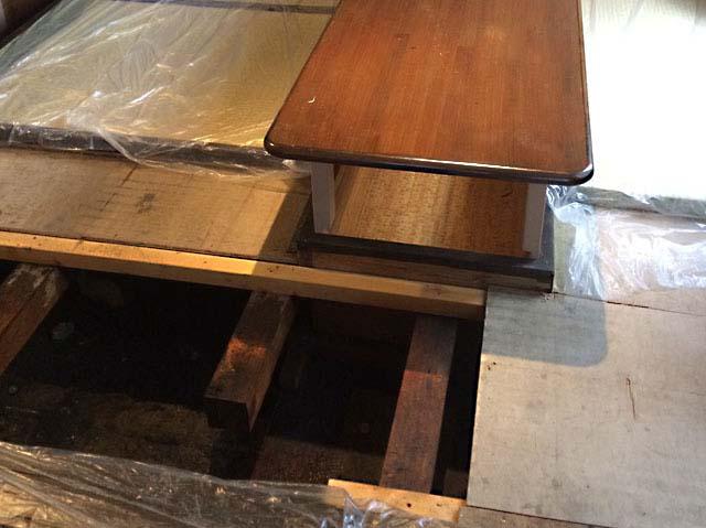 草加市:防腐防蟻と土壌処理。
